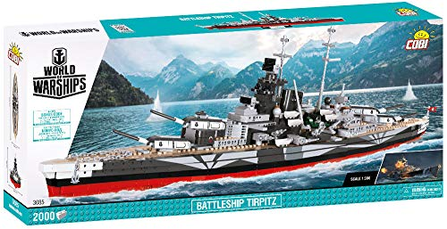 World Of Warships - Battleship Tirpitz