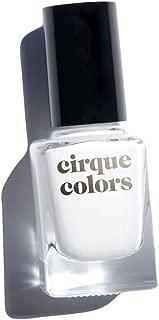 Cirque Colors Crème Nail Polish - 0.37 fl. oz. (11 ml) - Vegan, Cruelty-Free, Non-Toxic Formula (Carpe Diem)