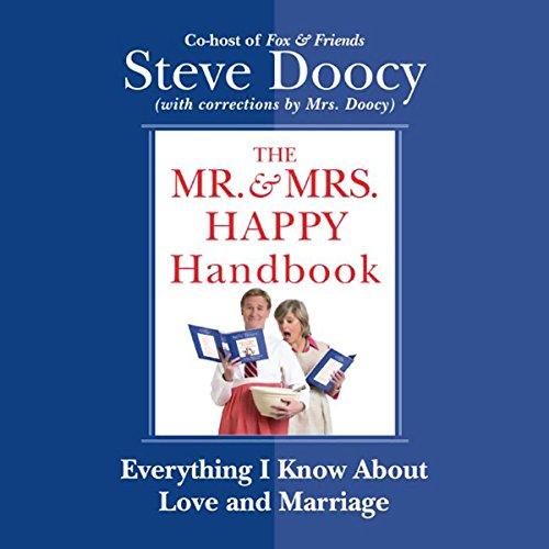 The Mr. & Mrs. Happy Handbook audiobook cover art