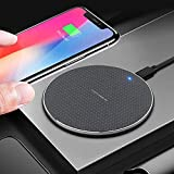 Celikler Fast Wireless charger 10W Upgraded version Charging Pad 2020 Compatible with iphone