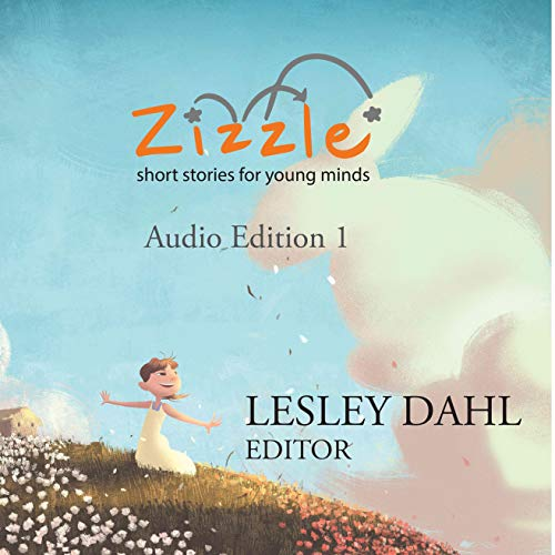 Zizzle Literary Audiobook 1 audiobook cover art