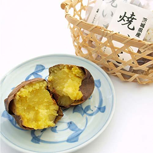 茨城農産 焼き芋 シルクスイート 1本  3本