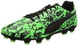 Puma One 19.4 HG Botas de Fútbol para Hombre Terreno Duro-Green-41