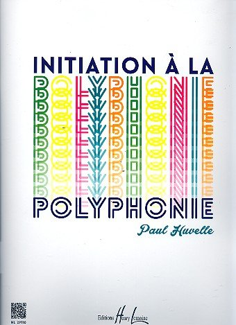 Initiation a la Polyphonie --- Piano Ou Clavier