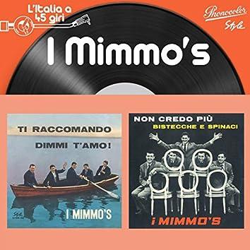 L'italia a 45 Giri: I Mimmòs