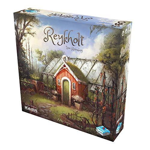 Raven Edition Reykholt-Edition: Italienische Edition, einfarbig, RDGT03
