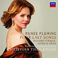 Strauss: Four Last Songs by Ren茅e Fleming (2008-09-16)