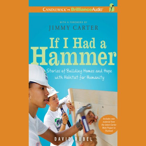 If I Had a Hammer audiobook cover art