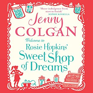 Welcome to Rosie Hopkins' Sweetshop of Dreams cover art