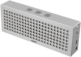 STREETZ 6 W v4.1 10 m Bluetooth-högtalare med MicroSD – silver