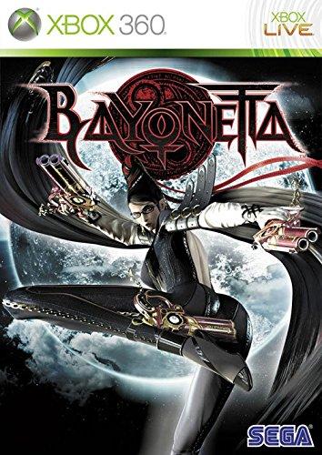 SEGA Bayonetta, Xbox 360 Xbox 360 videogioco