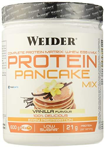 Weider Proteine Pancake, Sapore Vaniglia - 600 Gr