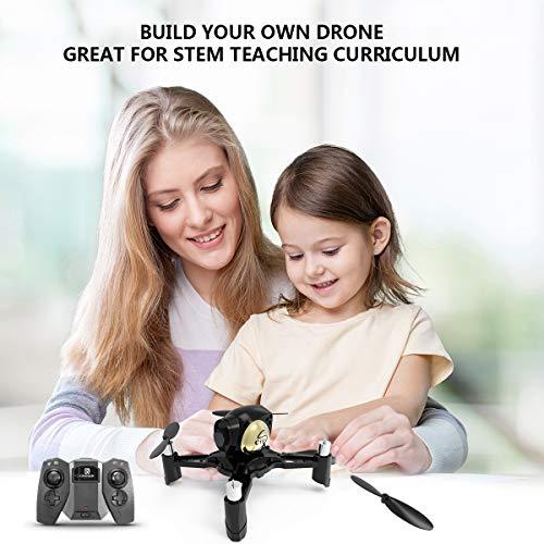 GILOBABY STEM RC Toys DIY Mini Racing Quadcopter Drone