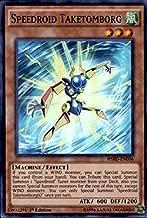 Yu-Gi-Oh! - Speedroid Taketomborg (HSRD-EN006) - High-Speed Riders - 1st Edition - Super Rare