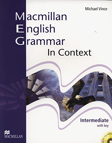 Macmillan Eng. Grammar In Context With CD-Rom-Int. (W/Key)