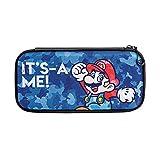 PDP - Funda Slim Travel Case Edición Mario Camo (Nintendo Switch)