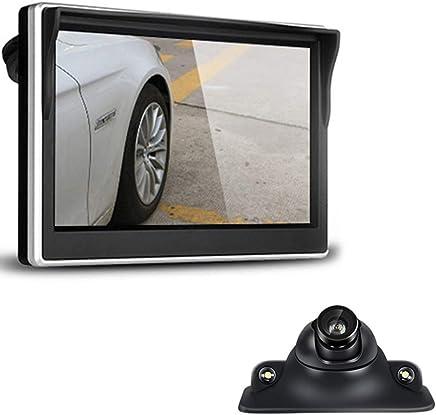 CAMARA APARCAMIENTO MARCHA ATRAS PARA COCHE 170 MONITOR LCD TFT Digital de 4.3