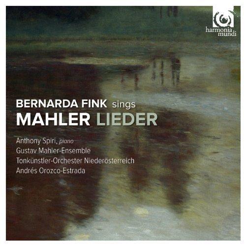 Mahler: Lieder eines fahrenden Gesellen, Kindertotenlieder, Wo die schonen Trompeten blasen, Ich atme einen linden Duft, Ich bin der Welt abhanden gekommen by Bernarda Fink, Anthony Spiri