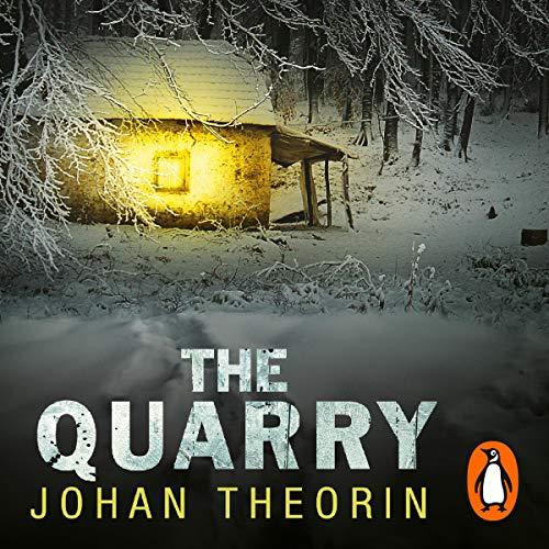 The Quarry audiobook cover art