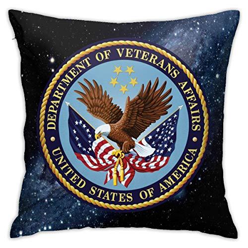 v-kook-v United States Department of Veterans Affairs Kissenbezug Kissenbezug Sofa Home Decoration 45 x 45 cm (18 \'x 18\' Zoll)