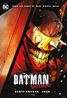 The Batman Who Laughs (1401294030) | Amazon price tracker / tracking, Amazon price history charts, Amazon price watches, Amazon price drop alerts