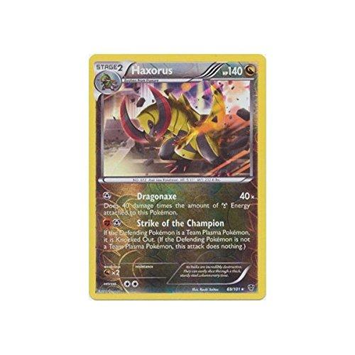 Pokemon - Haxorus (69) - Plasma Blast - Reverse Holo