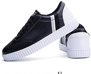 LaBiTi Men's Knit Lightweight Running Shoes Soft Sole Casual Athletic Tennis Walking Sneakers