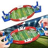 AMhomely 2020 Fußballspielzeugfeld Mini Fußballstadion - Mini Tischfußball Sport Fußball Spiel Ball Kinder Interaktives Brettspielzeug Lernspielzeug für Kinder Interaktives Familienspielzeug ()