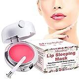 Lip Mask, Lip Sleeping Mask, Exfoliación, Nutritiva, Para reducir las líneas de los labios, mejorar las líneas de los labios, hacer que su labio sea atractivo y sexy