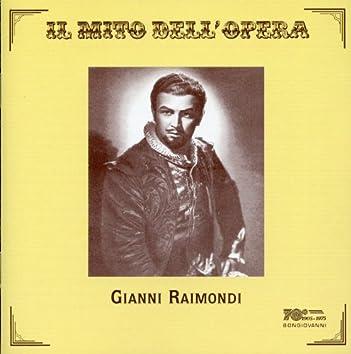 Il mitto dell'opera: Gianni Raimondi (Live)