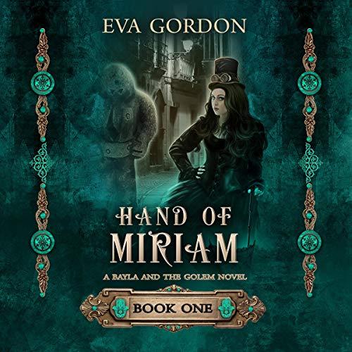 Page de couverture de Hand of Miriam