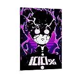 haocaitou Comic Anime Mob Psy 100 Poster, dekoratives