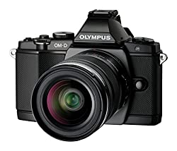 The professional artist and photographer's choice - An Olympus interchangeable lens camera