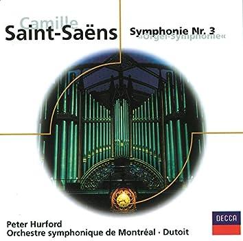 """Saint-Saens: Sinfonie Nr.3 """"Orgelsinfonie"""""""