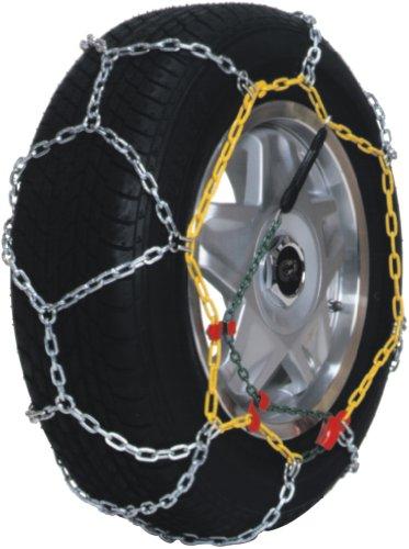 コムテック タイヤチェーン 高性能金属製ジャッキアップ不要取付簡単 コンパクト収納スピーディア SX-107