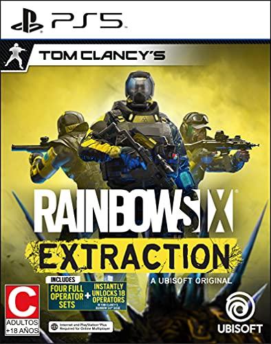 Tom Clancys Rainbow Six Extraction - Playstation 5