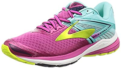 Brooks Ravenna 8 Very Berry/Aqua Splash/Lime Punch 6