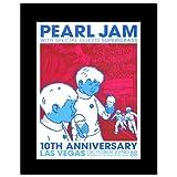 Music Ad World Mini-Poster, Motiv Pearl Jam - Las Vegas