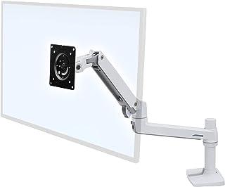 """Ergotron - LX Series 45-490-216 32"""" Color Blanco Soporte de Mesa para Pantalla Plana - Soporte para televisor (75 x 75,100..."""