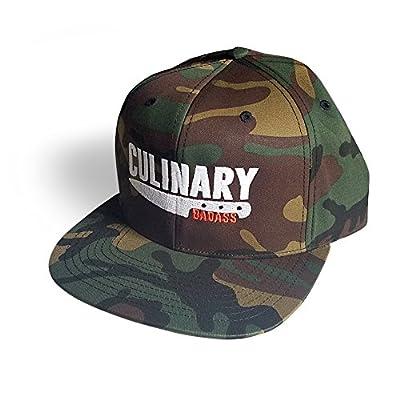 10oz apparel Culinary Badass Snapback Chef Hat
