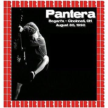 Bogart's, Cincinnati, Oh. August 30th, 1990