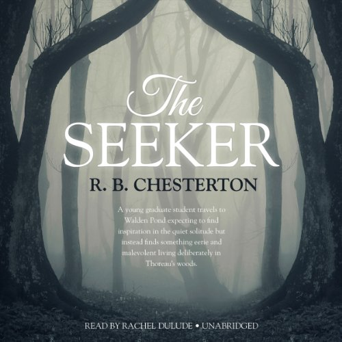 Couverture de The Seeker