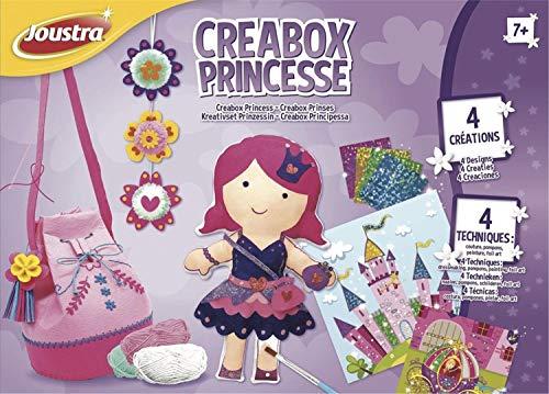 Joustra - CreaBox Princesa 48120.