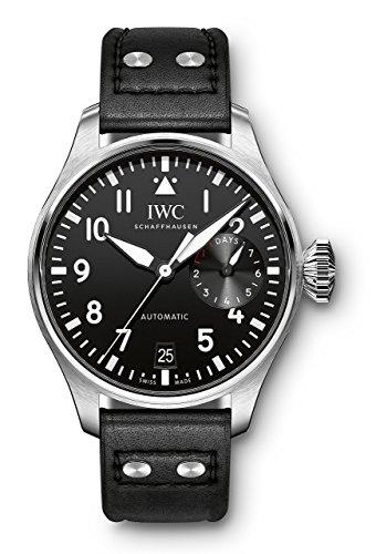 IWC Swiss Acero Inoxidable Casual Reloj automático de Hombre, Color:
