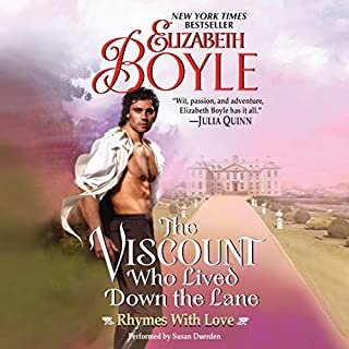 The Viscount Who Lived down the Lane audiobook cover art