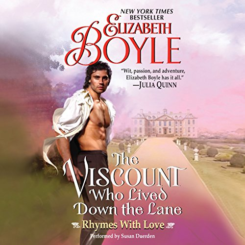 The Viscount Who Lived down the Lane: Rhymes with Love, Book 4