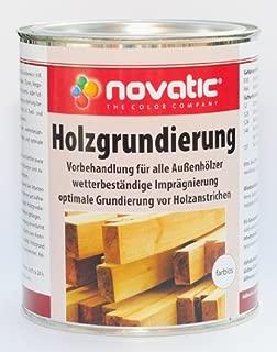novatic Holzgrundierung KD58 - farblos - 5ltr