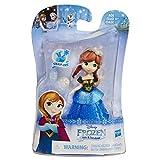 Hasbro Disney Frozen Little Kingdom Anna with Shimmers muñeca - Muñecas (Multicolor, Femenino, Chica, 4 año(s), 76,2 mm, Ampolla)