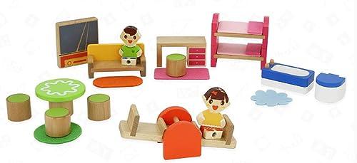 LINGLING-SPIELZEUGE Spielzeug-Rolle, die h erne zusammengebaute Baustein-Kinderspielwaren über 2 Jahre alt spielt (Farbe   Bunte)