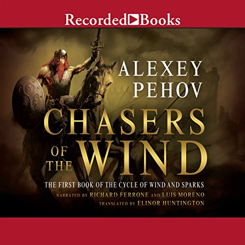 Chasers of the Wind audiobook cover art